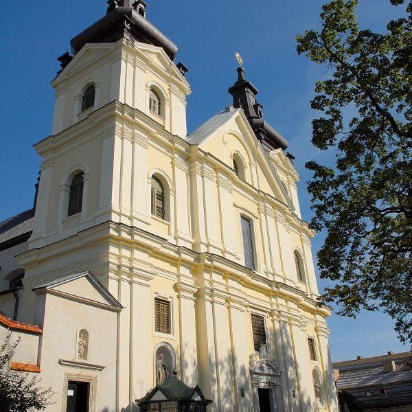 Комплекс монастиря кармелітв босих