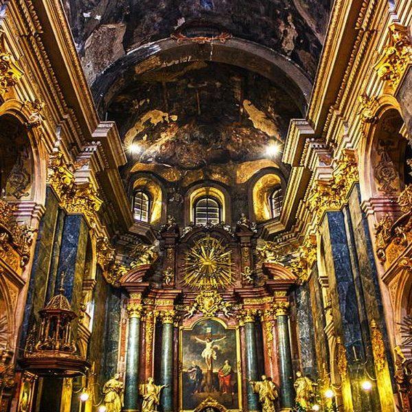 Костел єзуїтів Св. Петра і Павла