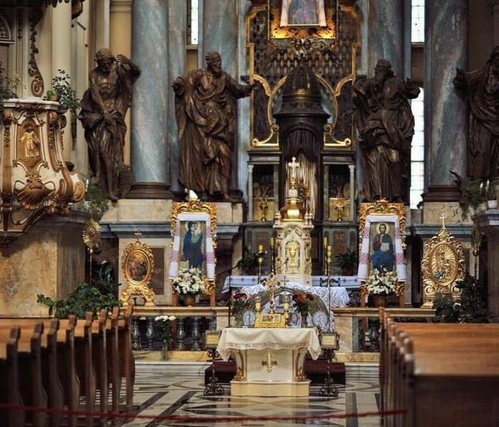 Костел домініканців Божого Тіла