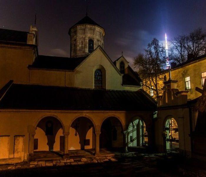 Ансамбль Вірменської церкви