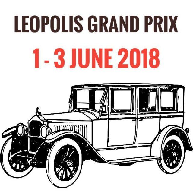 Міжнародний фестиваль ретро автомобілів Leopolis Grand Prix.
