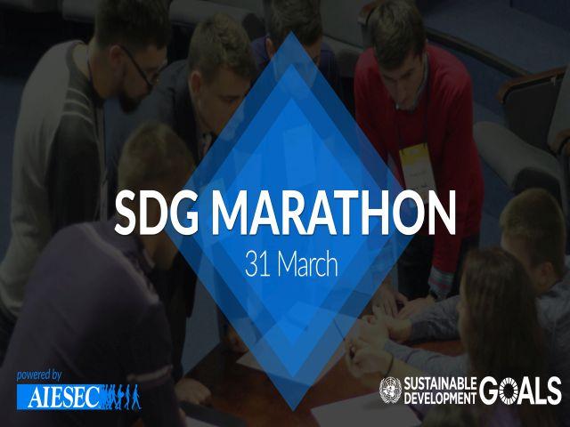 SDG Marathon