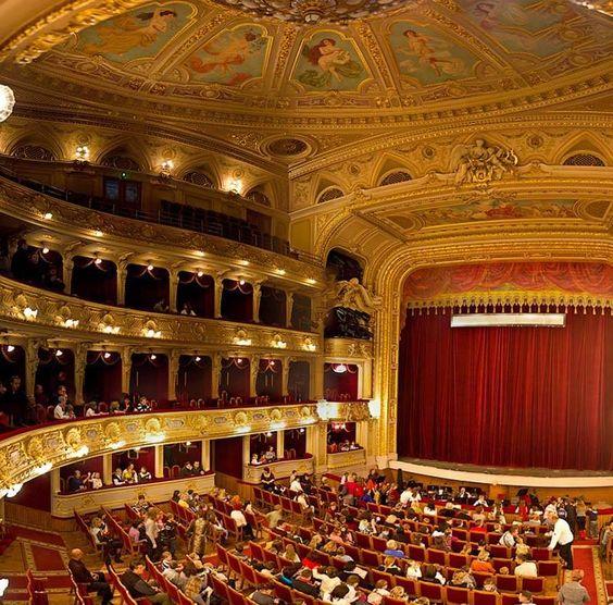 У Львівській опері стартує Міжнародний фестиваль оперного мистецтва Соломії Крушельницької. Програма
