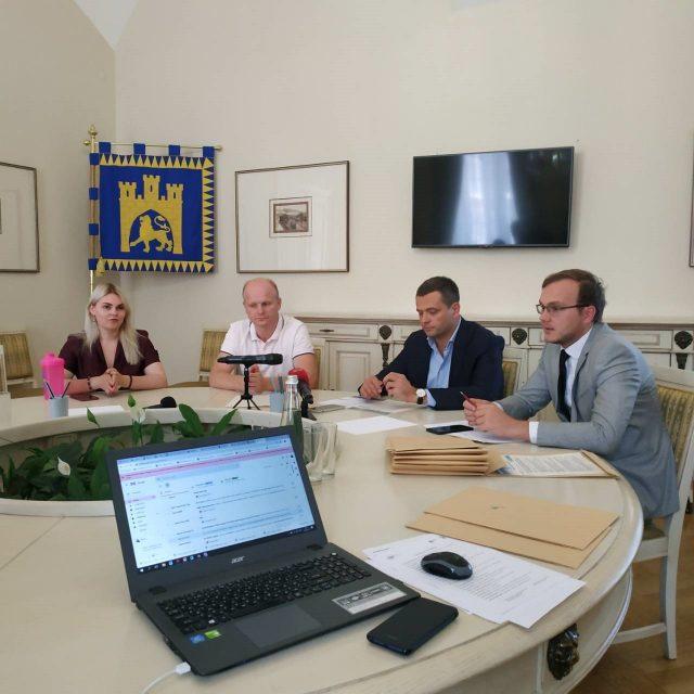 Прес-конференція з нагоди LVIV ECO FORUM 2019
