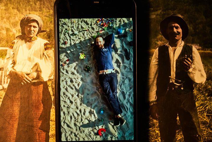 «Гадання на карантині» : український фотограф зняв портрети митців на карантині через відеозв'язок