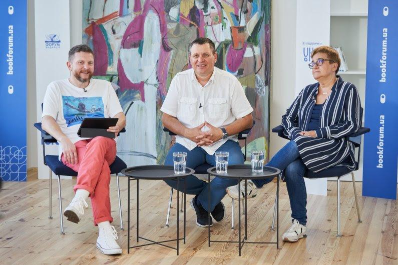 Постреліз 27 Львівського міжнародного BookForum: cкільки відвідувачів подивилось події фестивалю
